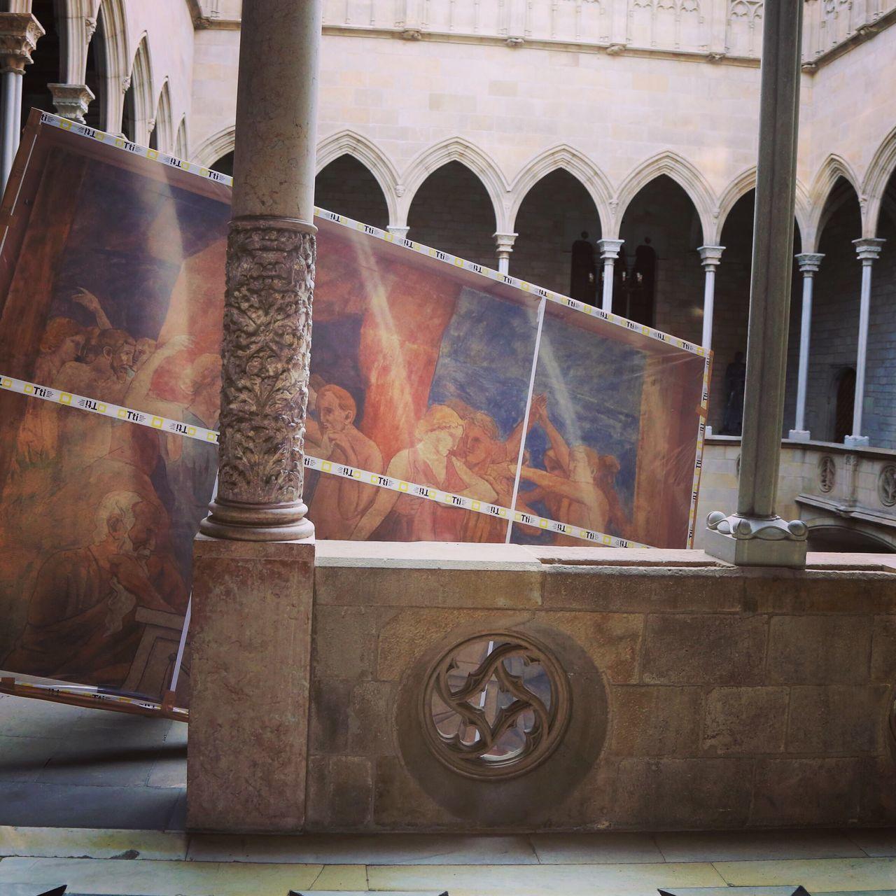 Catalunya Palau De La Generalitat Torresgarcia
