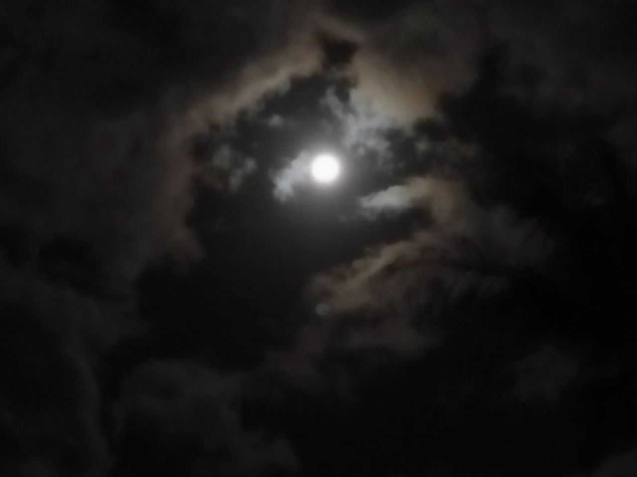 cloud - sky, sky, nature, low angle view, night, scenics, beauty in nature, moon, majestic, no people, sky only, dramatic sky, tranquility, outdoors, tranquil scene, astronomy, space, space exploration