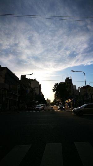 Atardecer en mi ciudad Cloud - Sky No People Sky Day Balvanera Buenos Aires Buenos Aires, Argentina  Argentina Photography Cielo Y Nubes  Cielo Azul Y Nubes Heaven