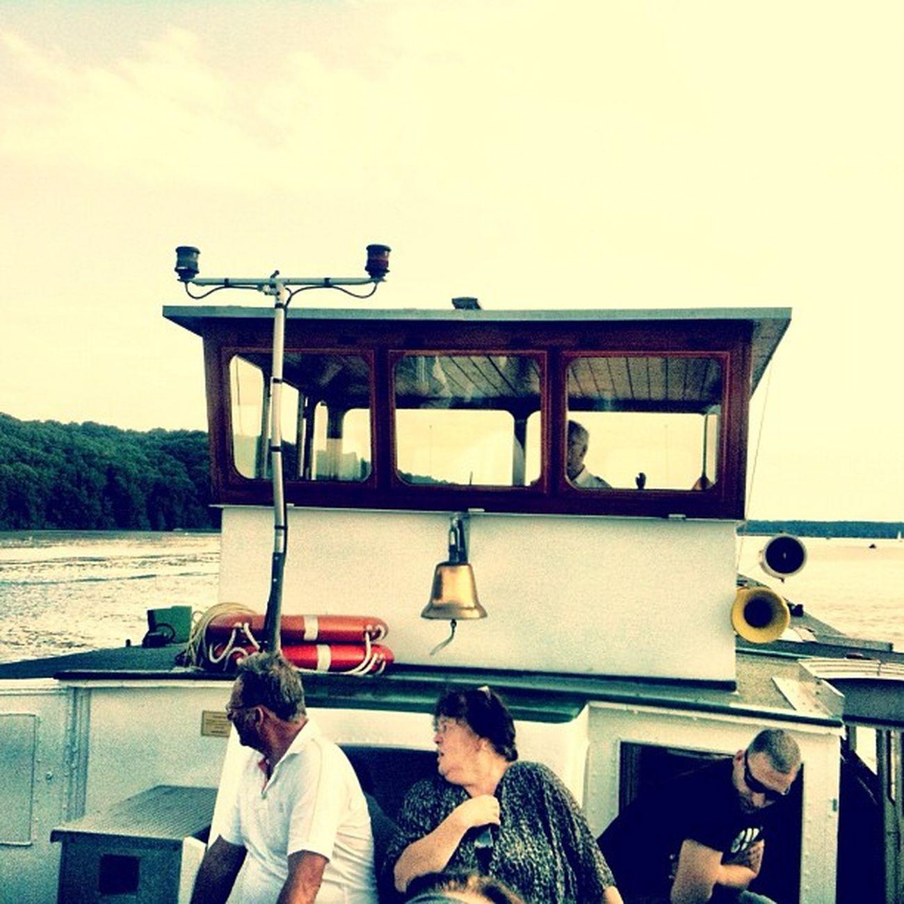 #brandenburg #boot #dampfer #bootstour #missmarple #dampferfahrt #werbellinsee #joachimsthal #germany #ausflug #unterwegs