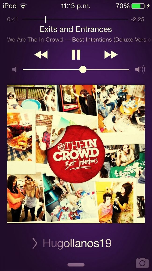 We Are The In Crowd Love Music <3