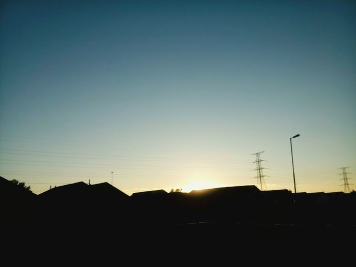 Jhb,Soweto sunrise. Natural beauty!! First Eyeem Photo
