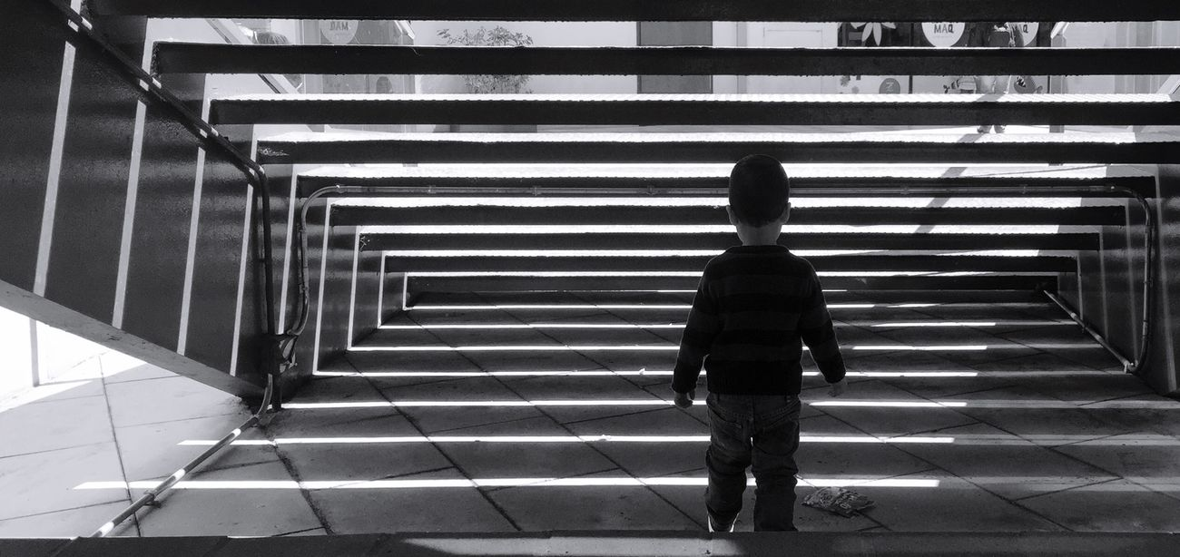 Curiosidad Streetphotography Blackandwhite My Baby IPhoneography