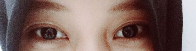 Eyes Jilbab Girl Smalleyes B&w Mean Hope Pray Soft