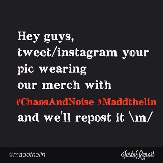 DO IT Maddthelin ChaosAndNoise