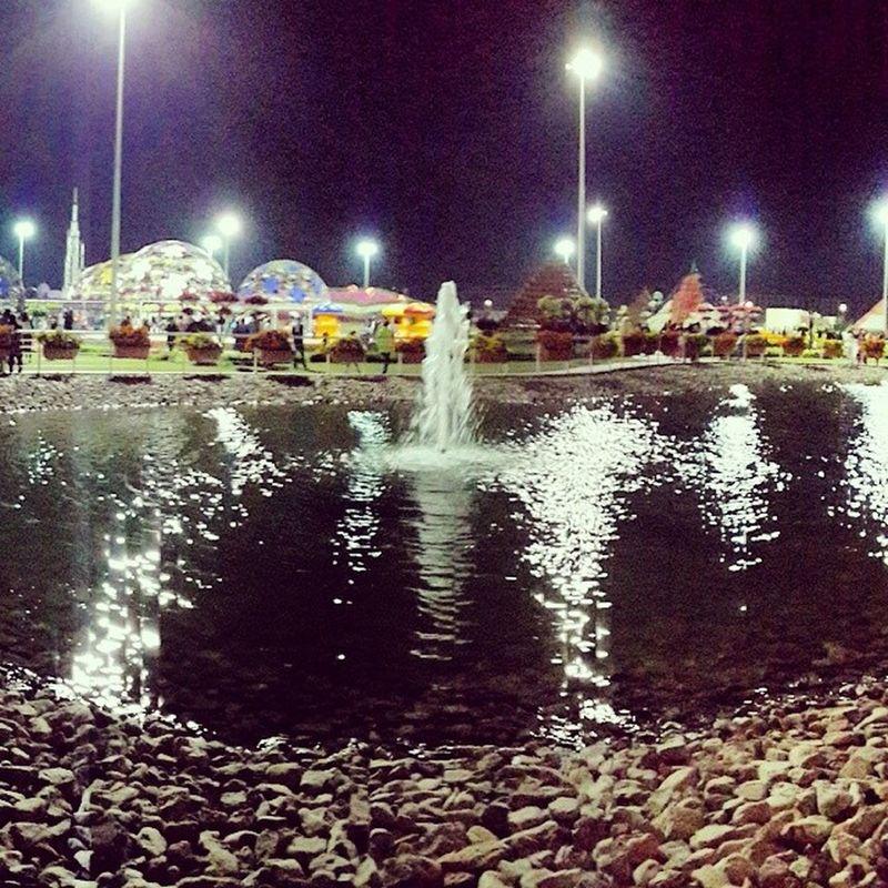 MiracleGarden Dubai UAE Flowers Garden Fountain