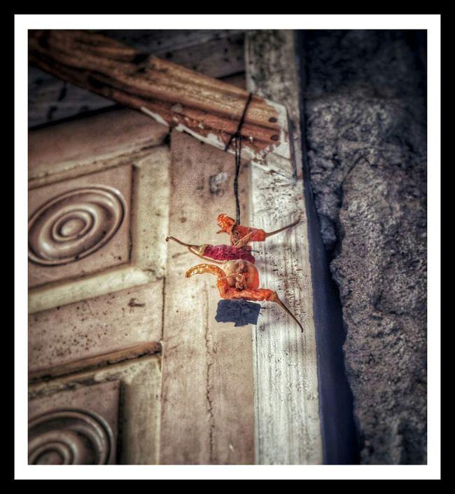 Nimbumirchi Kisiki_najar_na_lage India_clicks Indian Culture  Picoftheday Photographyislifee Door Antique