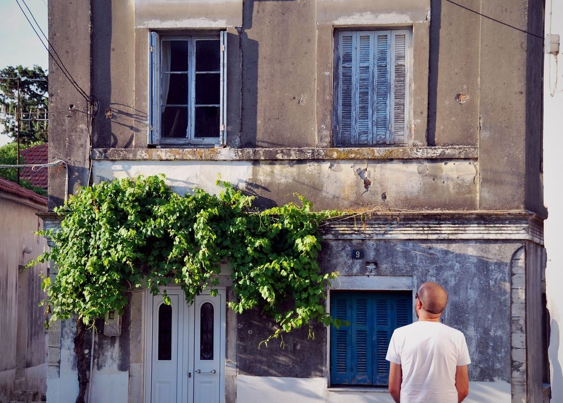 Korfu The Places I've Been Today You & You Standing Out Waiting For You The Old House Unexpected Visitor Everybodystreet Untold Stories My Eyes For Architecture Street Photography Streetphoto_color Photographic Memory People Uninvited Guest Flyfish Album EyeEm Best Shots Architecture Telling Stories Differently The Architect - 2016 EyeEm Awards The Photojournalist - 2016 EyeEm Awards My Eyes My Greece
