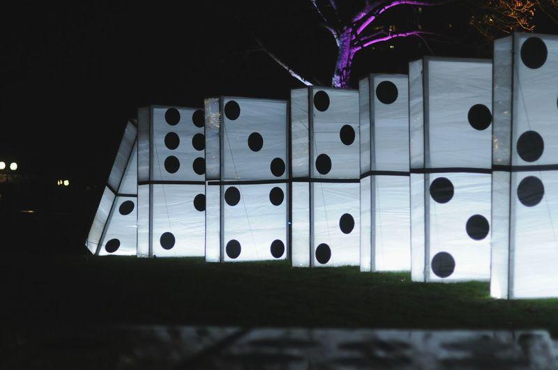 Winterleuchten Colors Of The Night Dortmund In The Night Moments 50mm 1.4 Taking Photos Shadows & Lights Enjoying Life Domino Dominos Winterleuchten