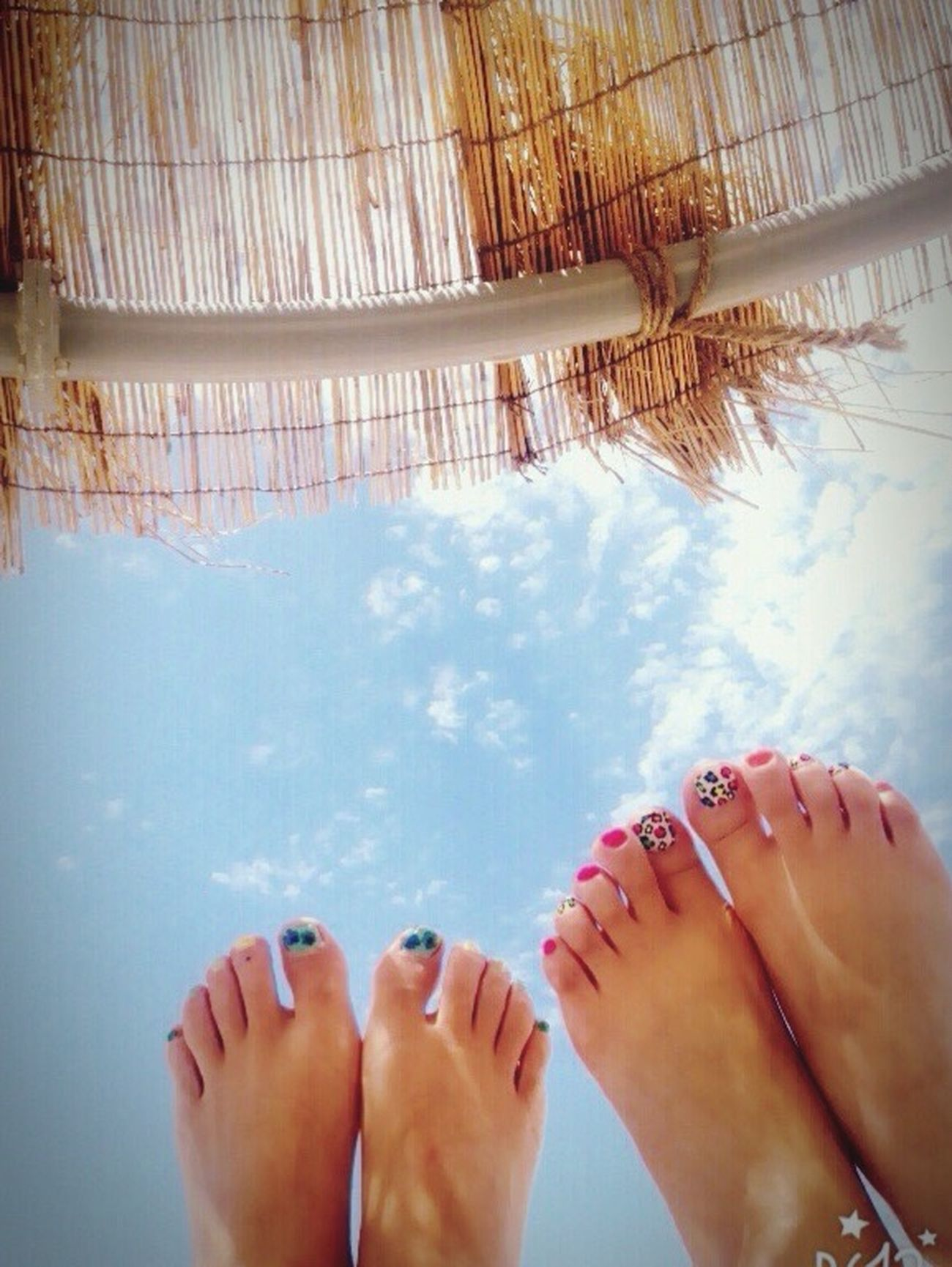 휴양지같은 군산선유도. Beach Sommer Sky Pedicure Friends ❤ Korea Trip