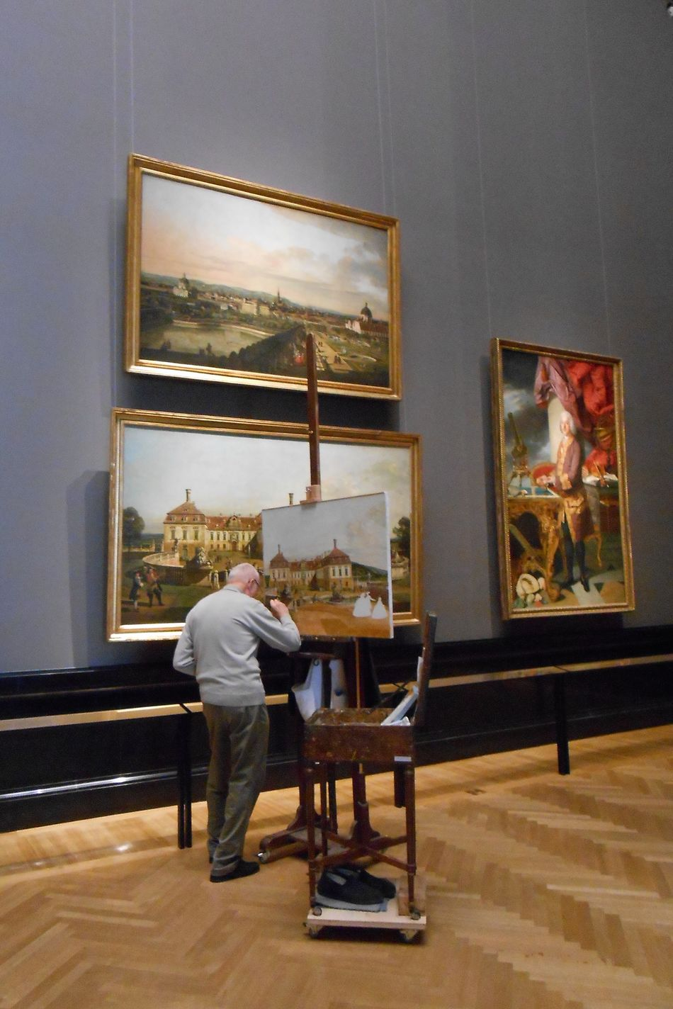 Picture Frame Indoors  Human Representation Male Likeness Full Length Art And Craft Arts Culture And Entertainment Museum Fine Art Painting Rear View Photograph Oil Painting Chair Leisure Activity Men Statue Standing Day EyeEmNewHere Art Is Everywhere
