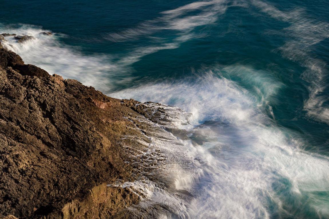 Wave Amado Beach Atlantic Ocean Atlantik Portugal Rock Wave Amado Daylight Europe Long Exposure Nature No People Ocean Outdoors Sagres Scenics Sea Sky Water