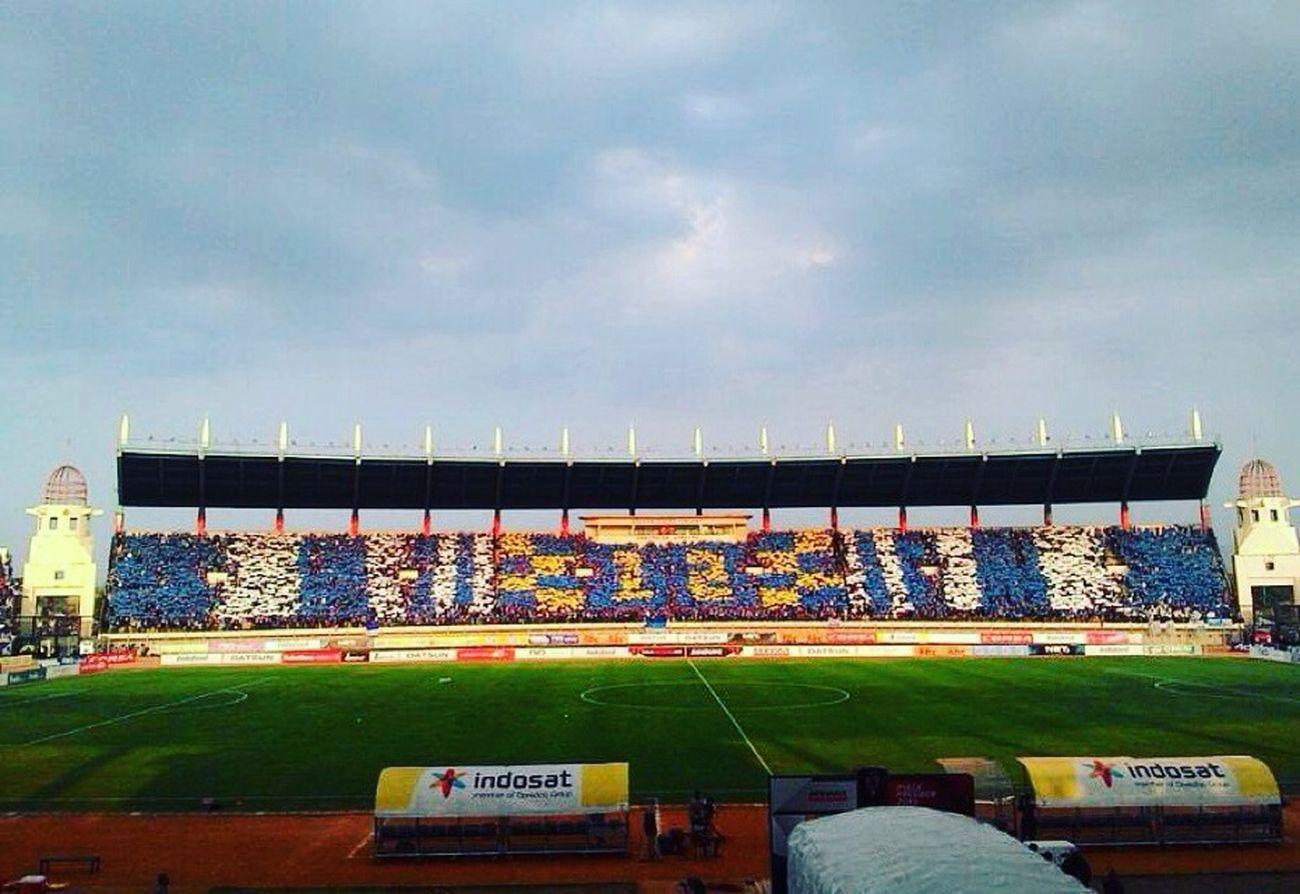 Semi Final PersibVsMitraKukar PialaPersiden2015 CoreoVikingBoy GoodByeKukar ThisIsBandung Indonesia