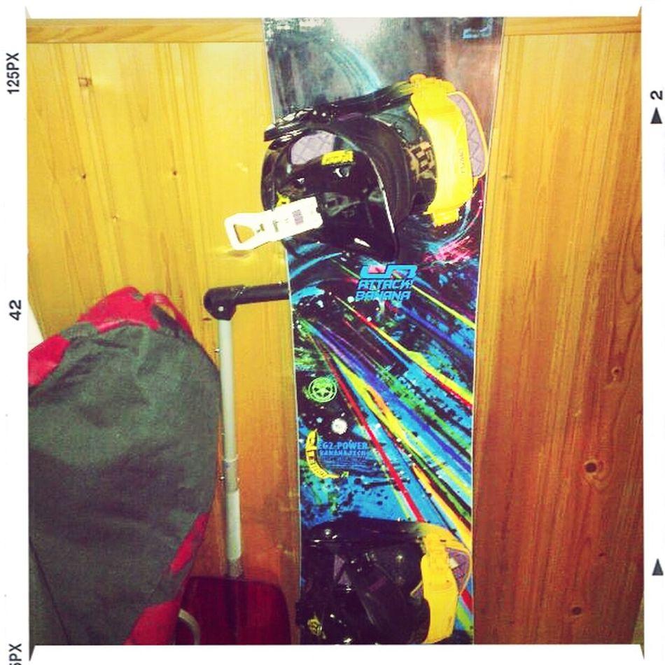 Snowboard Cheese!