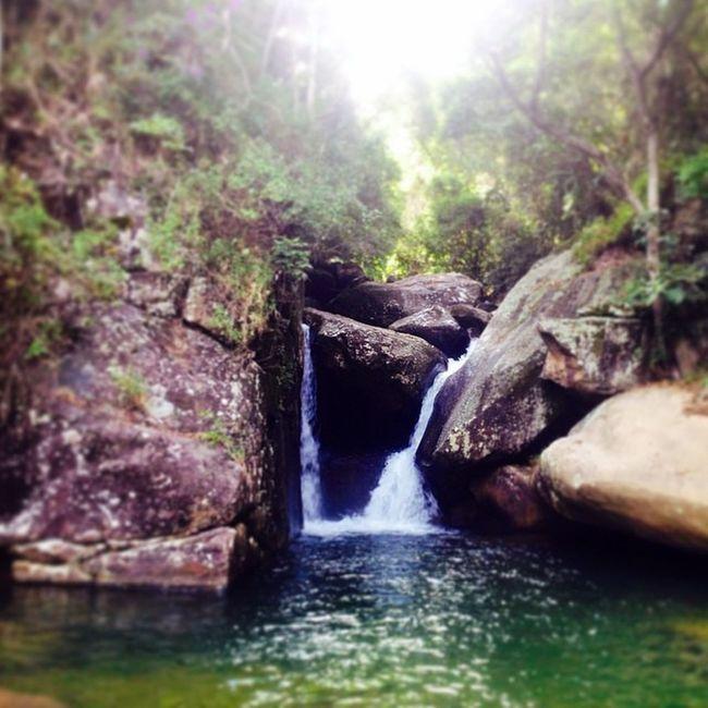 Partiu da um mergulho! Cachoeira Férias Interessante Natureza Bonito Foda Beautiful Instagood Instagram Goodmorning Good New Picoftheday Photooftheday