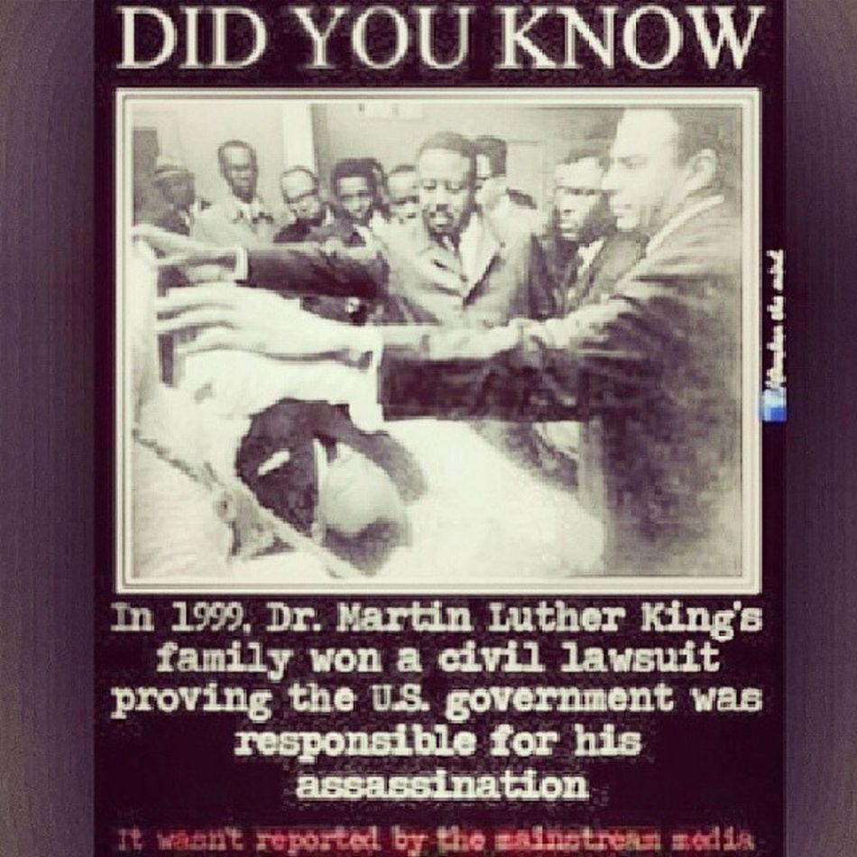 Fuck the government. MLK Rip Blackhistory