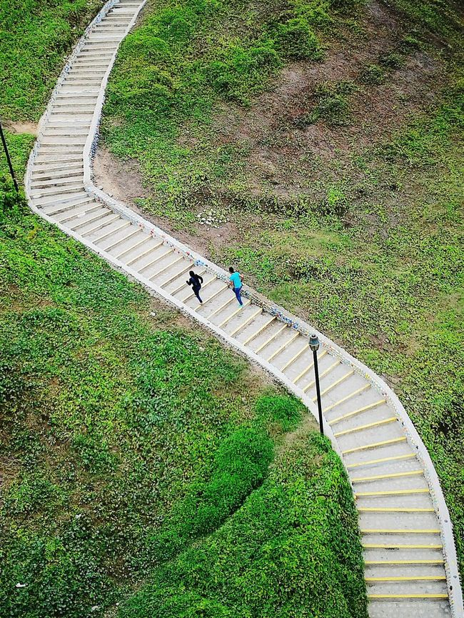 Stairs. Aerial Shot Street Photography The Street Photographer - 2015 EyeEm Awards The Moment - 2015 EyeEm Awards Miraflores Lima Perú