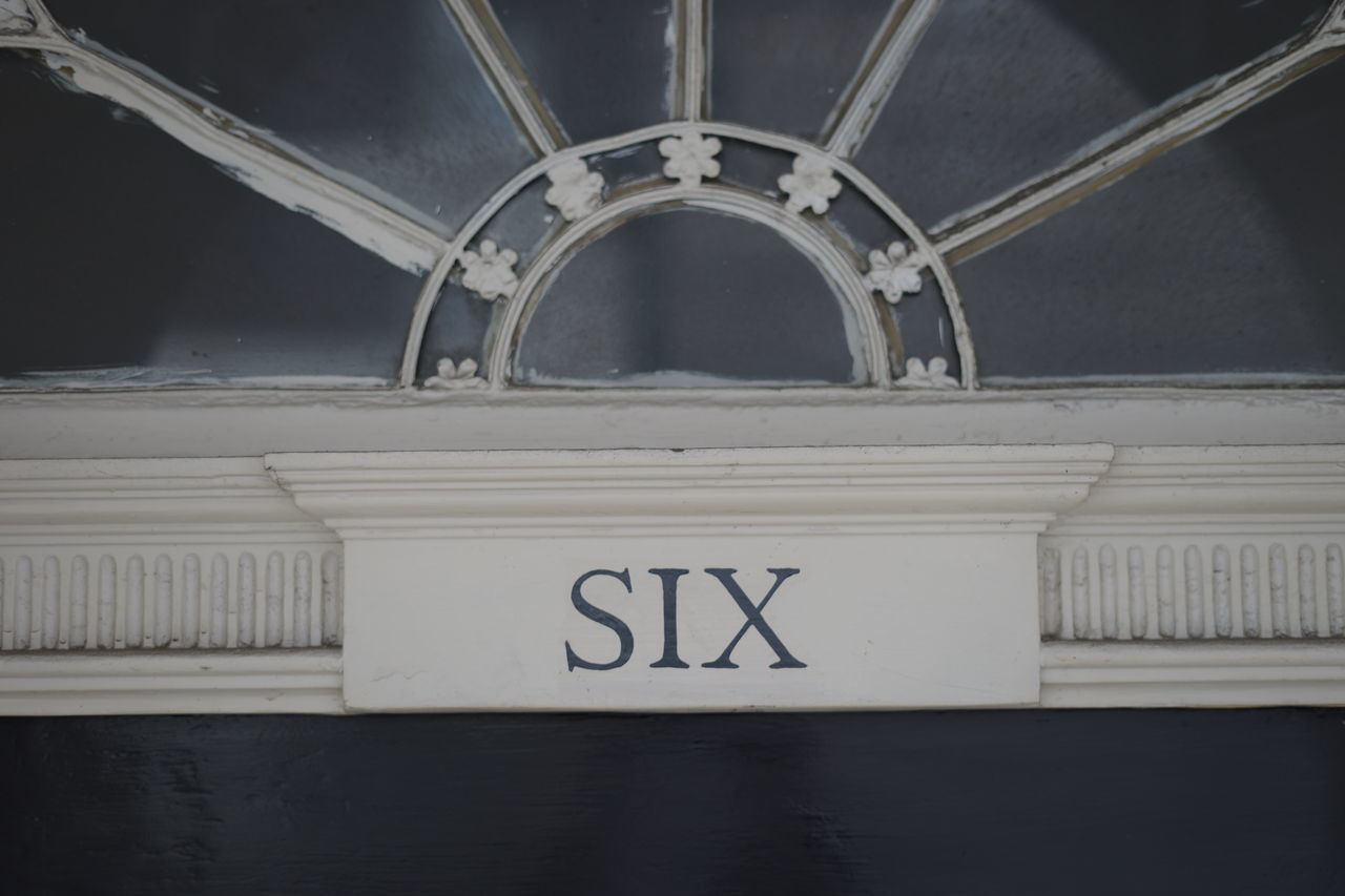 6 Britain Building Exterior Establishment London Number Numbers Sign Street United Kingdom United Kingdom #uk #helloworld #checkthisout