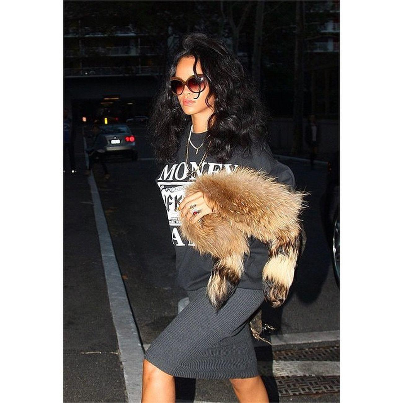 Rihanna Slays My Puta Existencia Datsfashion Streetstyle Fashionkilla Phuckyoicon Morning