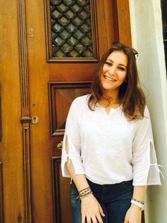 😇😇 Blonde Happness Kuzguncuk Smile Istanbul