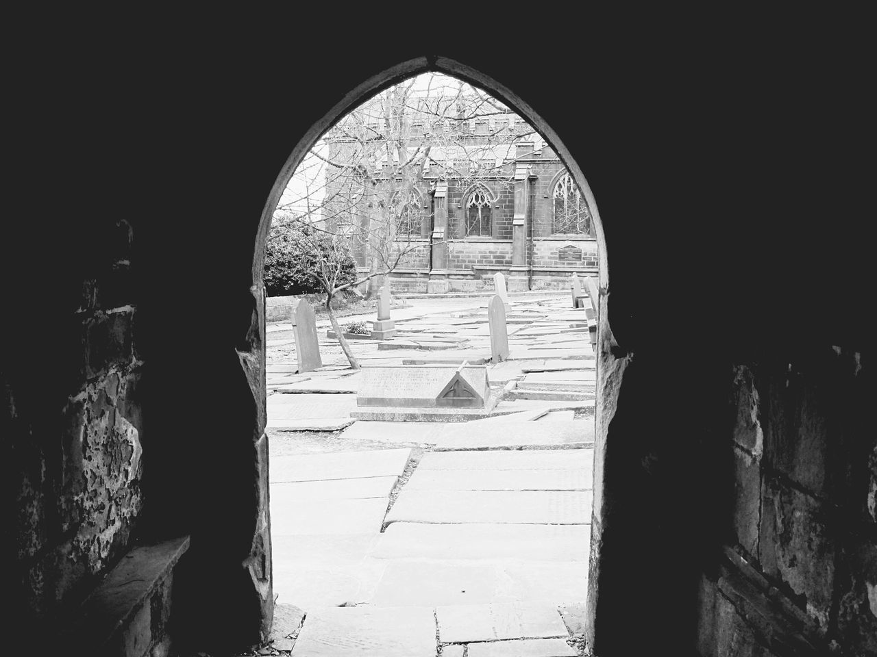 Things I Like Windows Doorway Open Space Church Churches Churchporn Churchyard Ruins Graveyard Beauty Graveyard Black And White Black And White Architecture Black & White Monochrome Frame It Stone Lined Up Church Ruin Yorkshire Old Buildings Church Ruins Here Belongs To Me Heptonstall