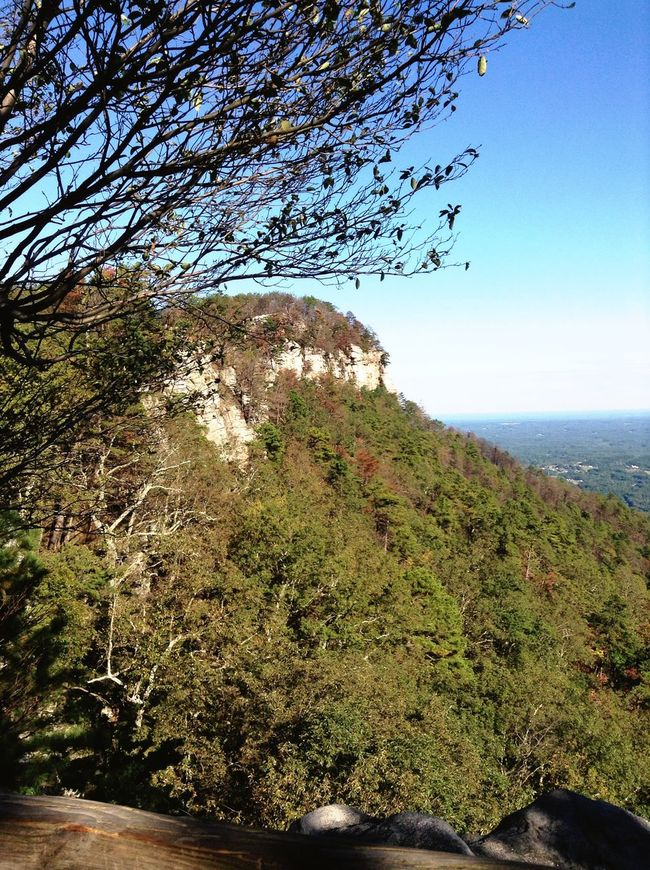 This is Pilot Mountain and it's a pretty and quiet town to live in. Pilotmountain First Eyeem Photo