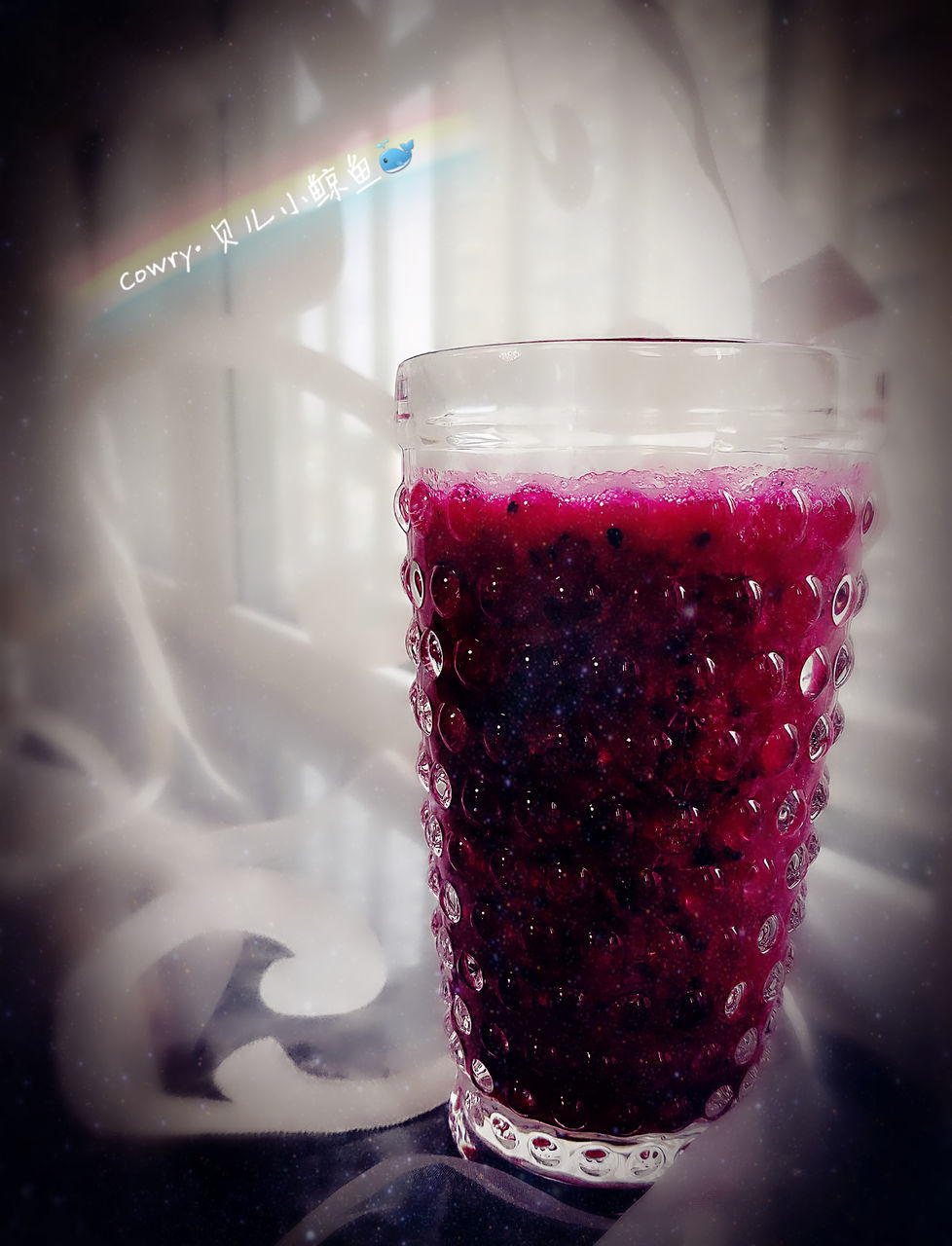 freshness, drinking glass, drink, refreshment, indoors, food and drink, no people, close-up, drinking straw, fruit, focus on foreground, red, healthy eating, day