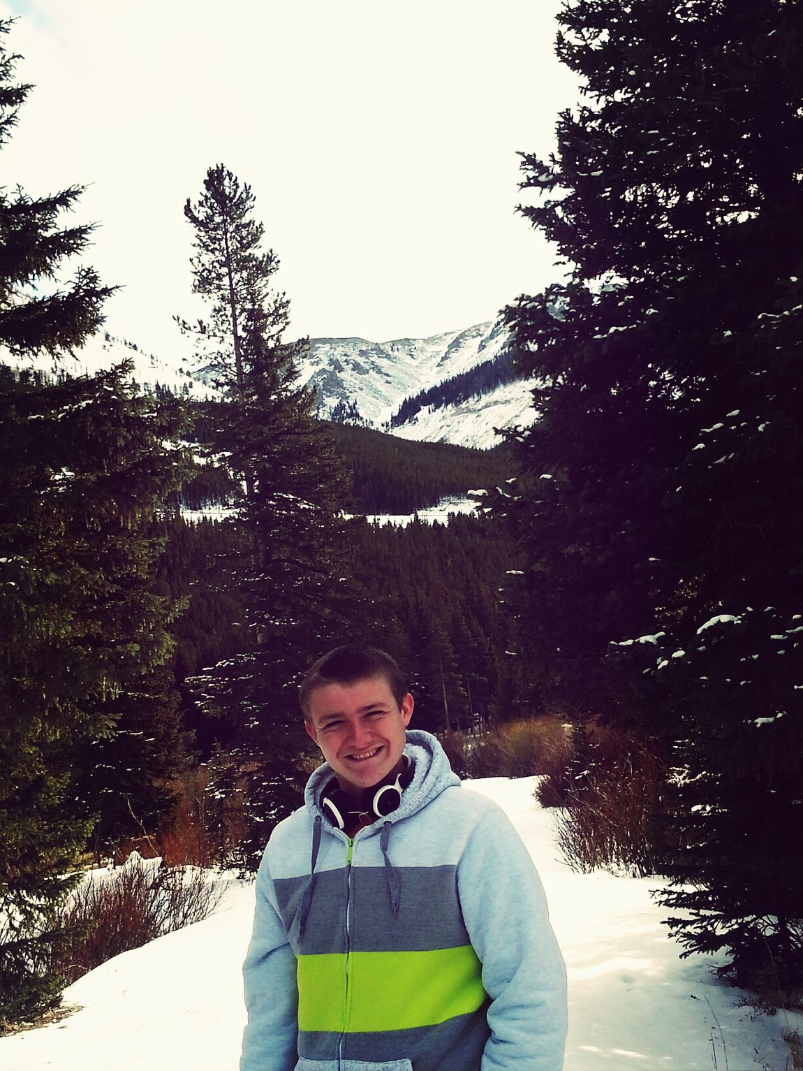 Little Brother♥ Mountains