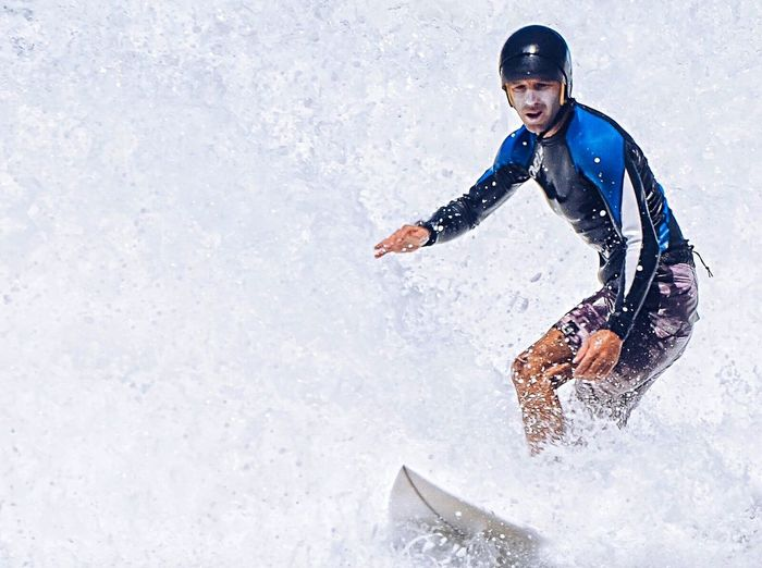 Surf's Up Surf Surfing Surf Photography Surfer Splash Water Sport Sports Photography