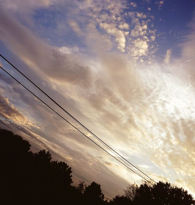Taking Photos Day Pennsylvania Clouds Sky Clouds And Sky Beauty In Nature Landscape Cloud Relaxing Beautyiseverywhere Slanted Beautiful Nature
