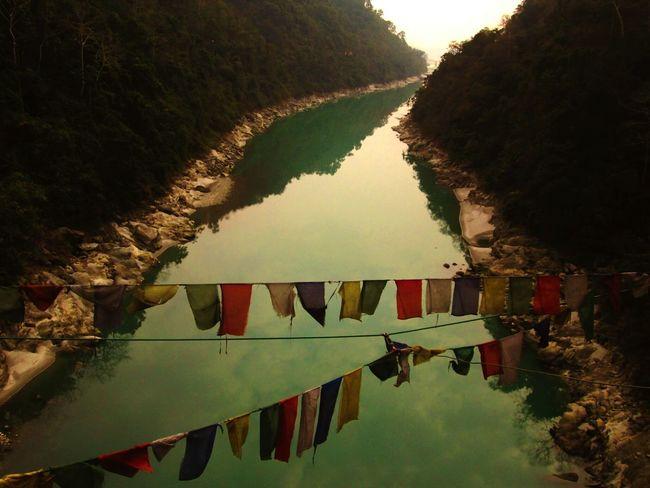 River Sevoke Nature