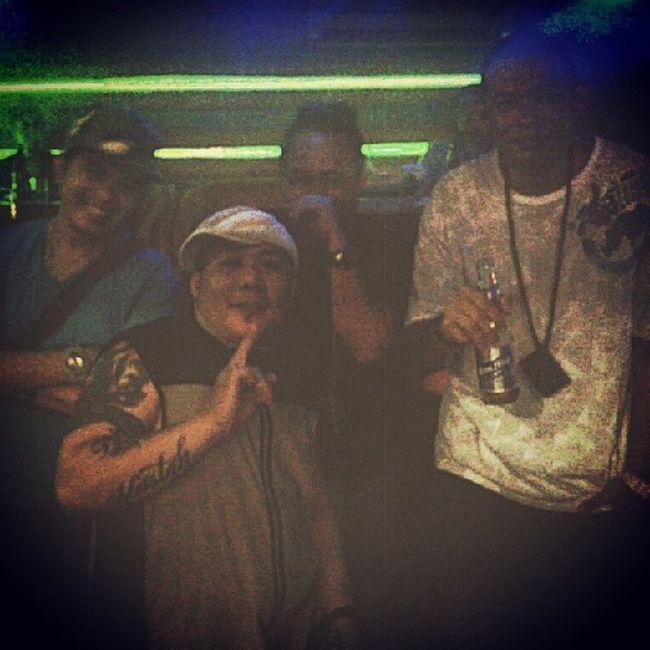 Badboys in the spot, we makiiin it hot! with @anthonymous @donmordonn @donmordy @mastahkhitz Noentry Razzamannaz P .D.K. Mastahkhitz CabalenBeats TheRoyalHouse DongaloWreckords EvrydayAllDay!
