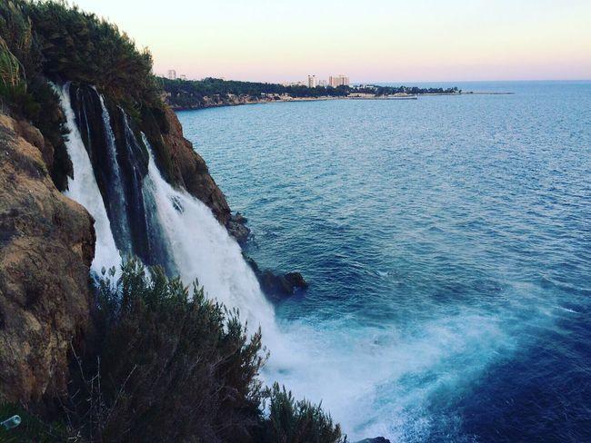 Waterfall Turkey Antalya Düdenpark Nature Eyemnaturelover