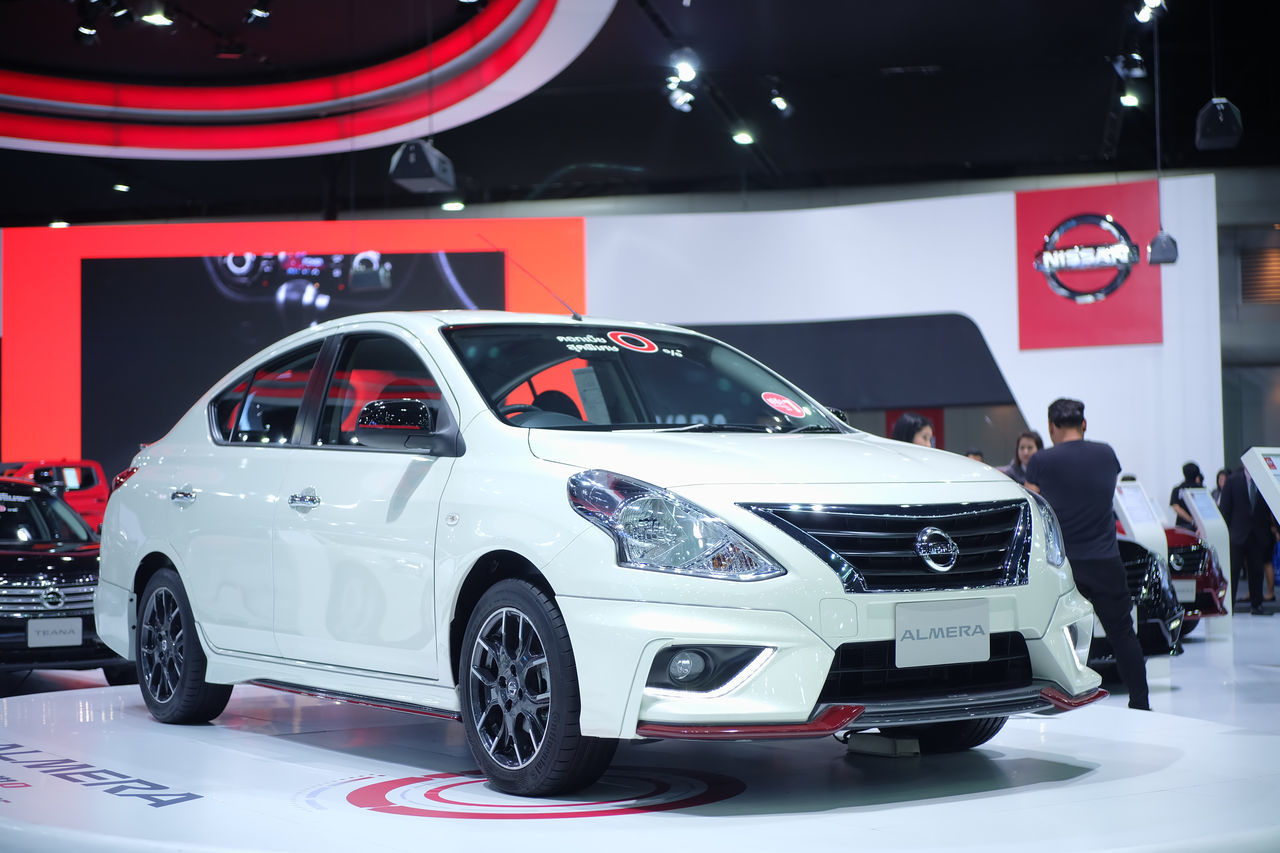 car show in Thailand motor expo 2016 Car Cars Event Exibition Exibition Hall Hall Motor Motor Expo Motor Expo 2016 Present Show Thailand Motor Expo 2016