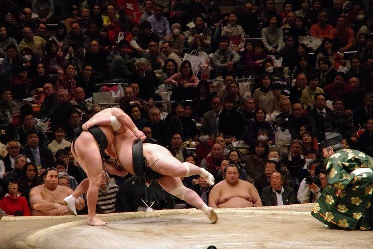 相撲 Sumou Japan Sport Power