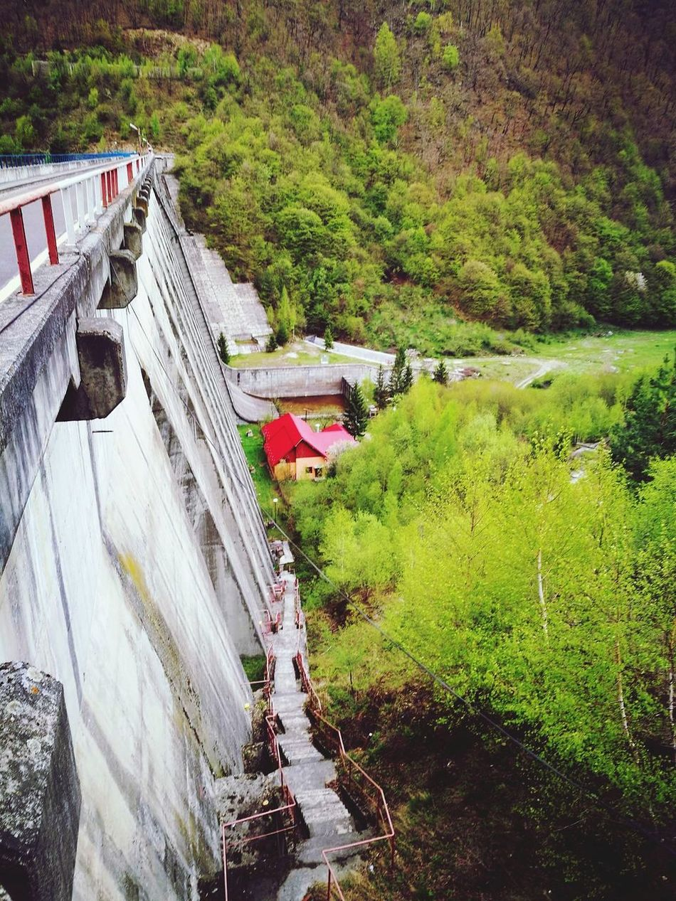 High Angle View Outdoors No People Beauty In Nature Mountain