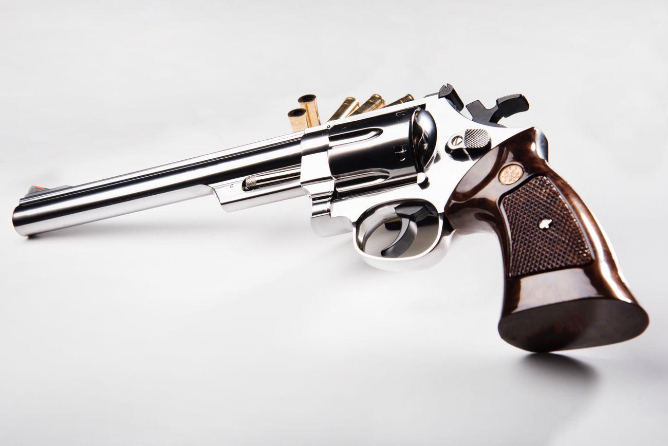 ガス銃 リボルボー 銃 Revolver Hi! 趣味 Hobby