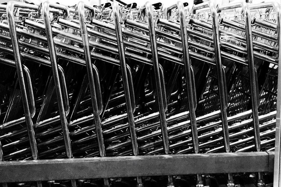 Shopping Cart Shopping Carts Shopping Center Blackandwhite Black And White Black & White Black&white