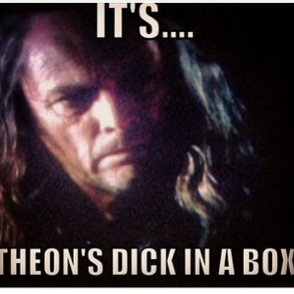 LLS!!! ??? Theon TheonGreyjoy Greyjoys IronBorn