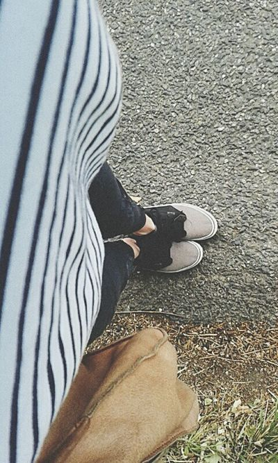 Ootd - first picture First Eyeem Photo Ootd ✌ Outfitoftheday Girl Girly Vans First Tumblr Tumblrgirl