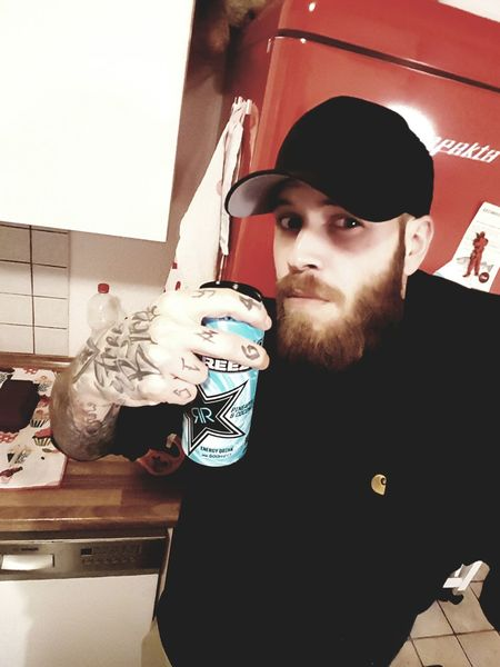 Wochenende Rockstarr Ink Beard One Man Only Inkedboy Real People Rostock Tattoos Tattoo