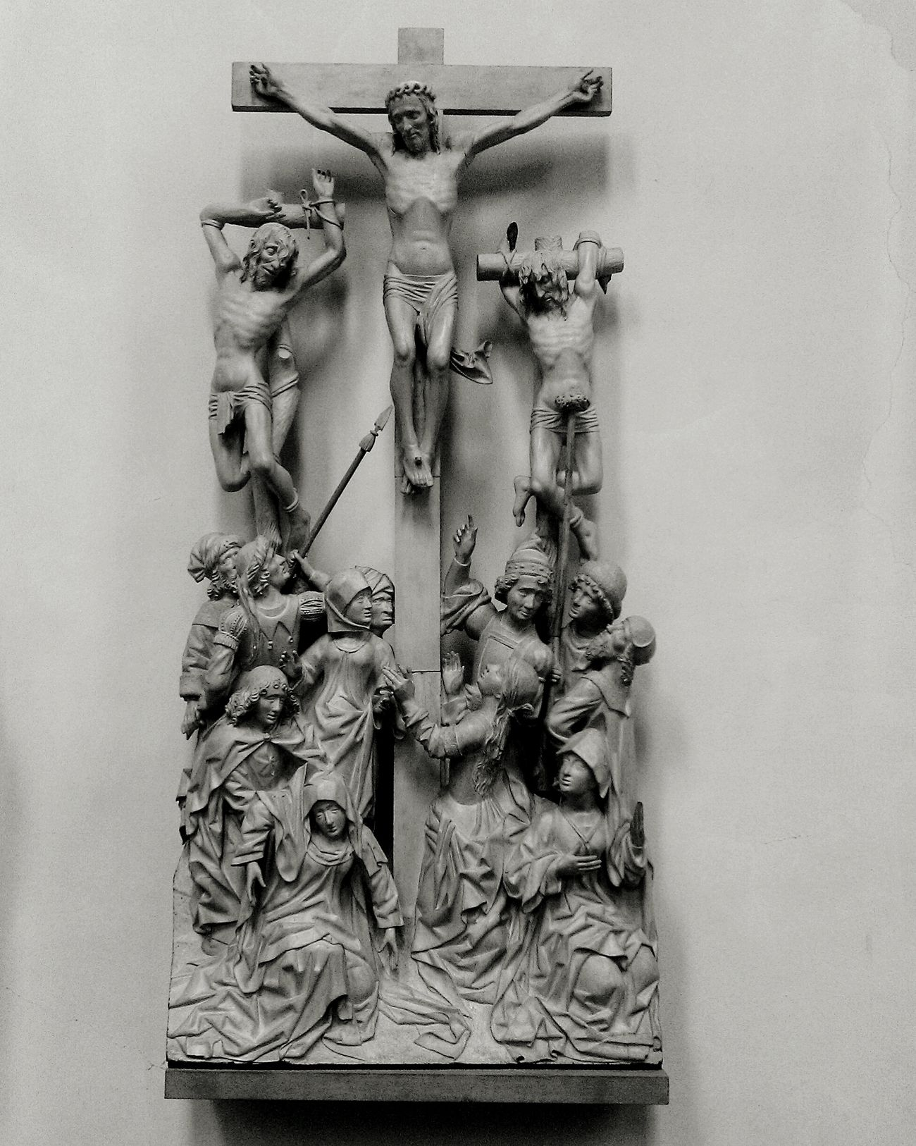 Good Friday Crucifixion Carving Wood Art Medieval Medieval Art Christian Art Good Friday Cologne Church Köln