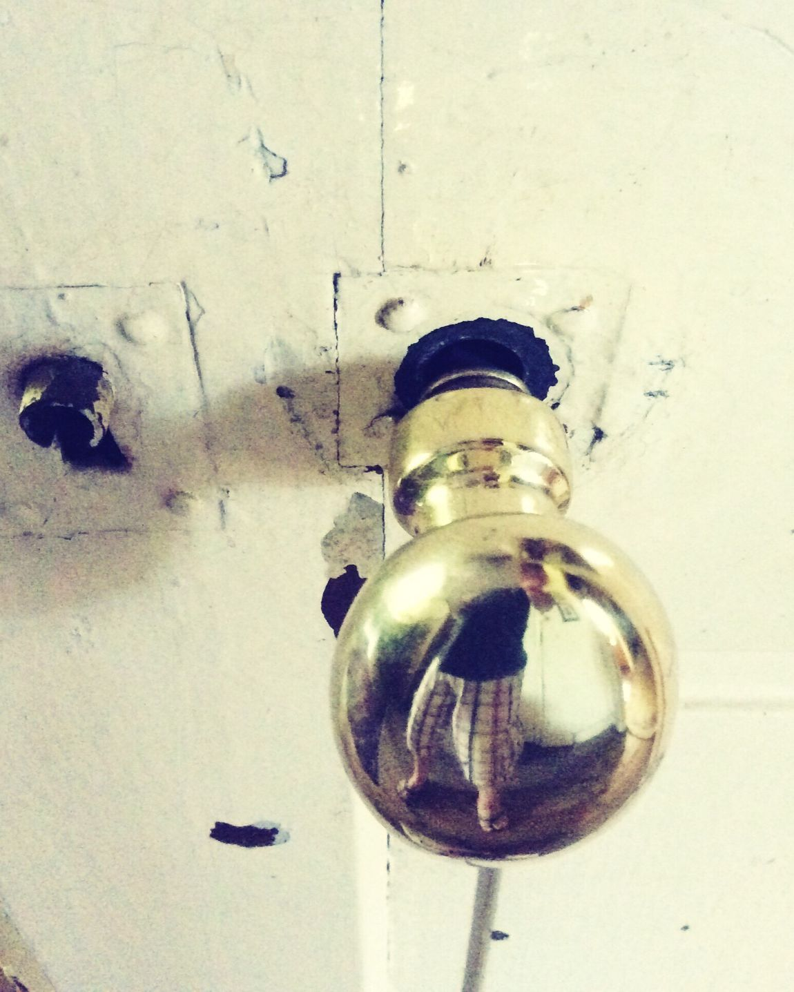 Get a grip Old-fashioned Door Brass Vintage Modern Oldy Worldy Classic Reflection