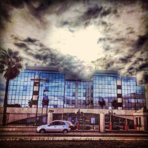Officine K Skyline Pics By Phone Roma