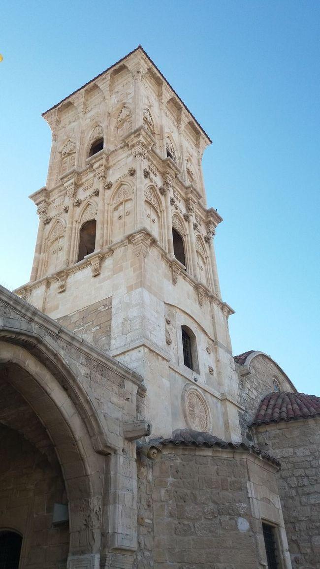 Church Larnaka Cyprus