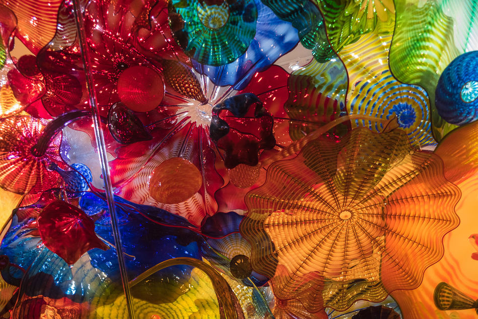 Art Backgrounds Blown Glass Chihuly Chihuly Garden And Glass Christmas Christmas Decoration Close-up Day Full Frame Indoors  Multi Colored No People
