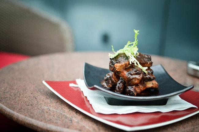 Cuisine Culture Pork Pork Ribs Ready-to-eat Ribs Serving Size Temptation