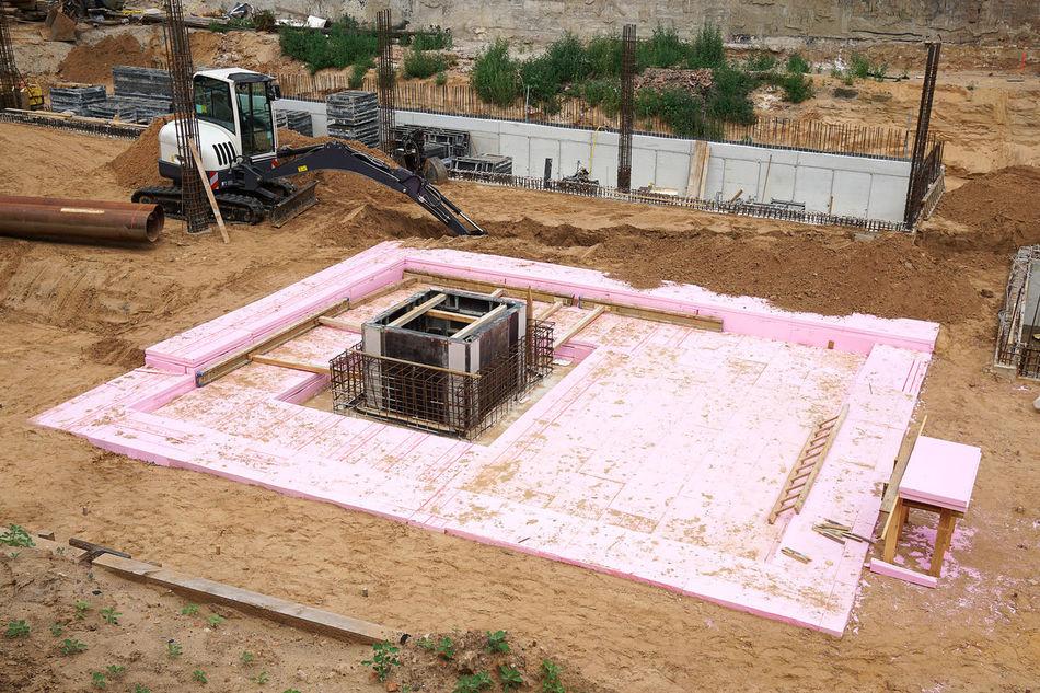 Beautiful stock photos of work,  Basement,  Building - Activity,  Built Structure,  Concrete
