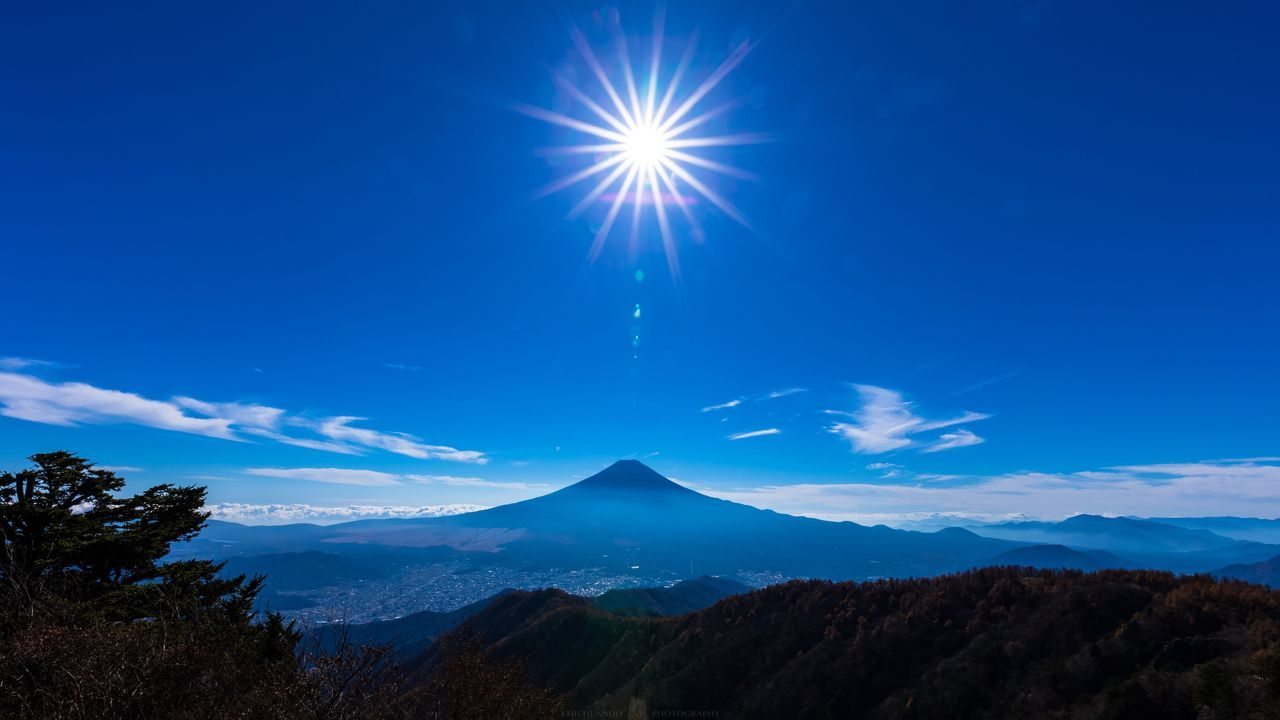 Mountain Mountain Range Landscape Mt. Fuji 富士山 富士山大好き