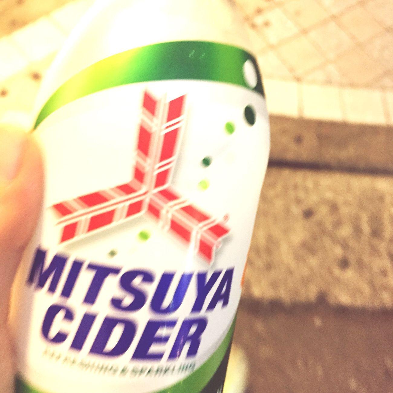 ○ 三ツ矢サイダー Androp